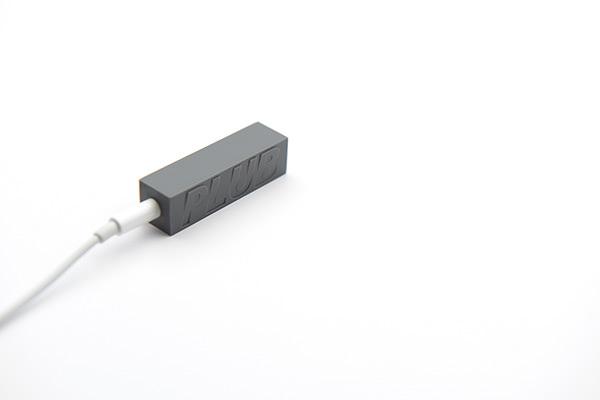 Don't plug in, PLUB in! bluetooth reciever design