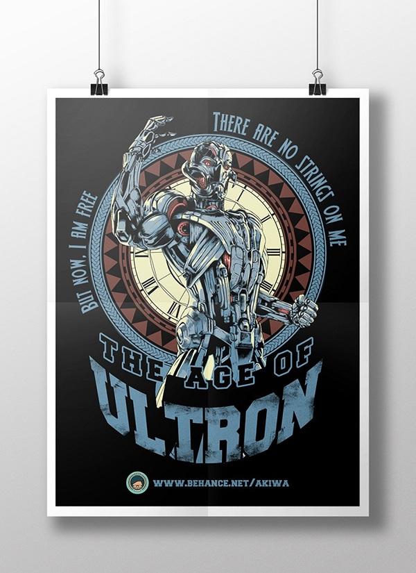 The Age of Ultron  by Akiwa Nano