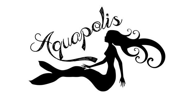 logo,aquariuam arts logo,Illustrator