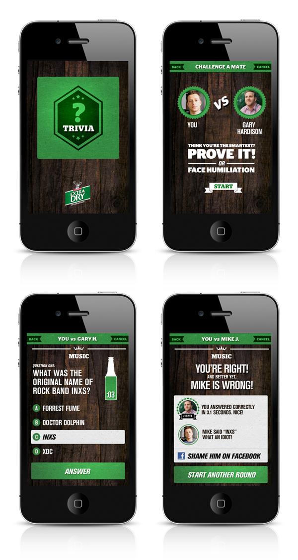 Mobile app mobile app design