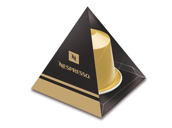Nespresso cafe coffe sampling regalo obsequio