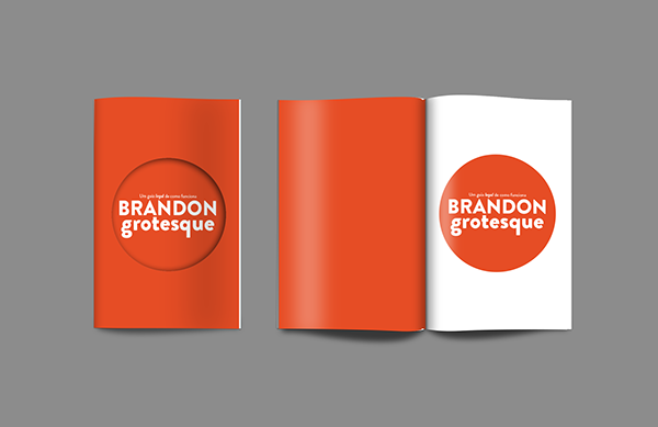 brandon grotesque free font family  game