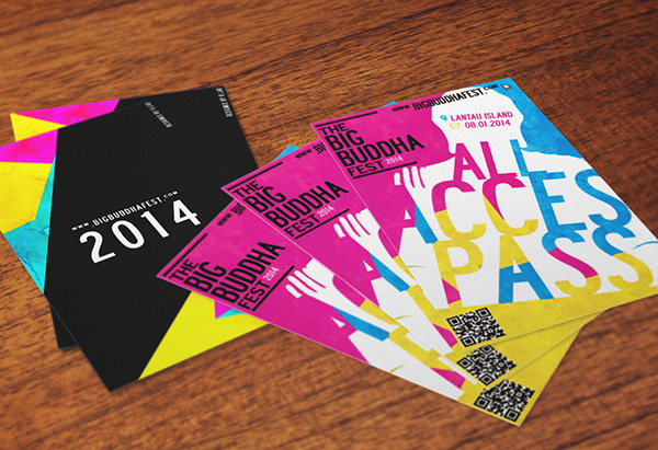 Access Passes And Design an All Access Pass/ticket
