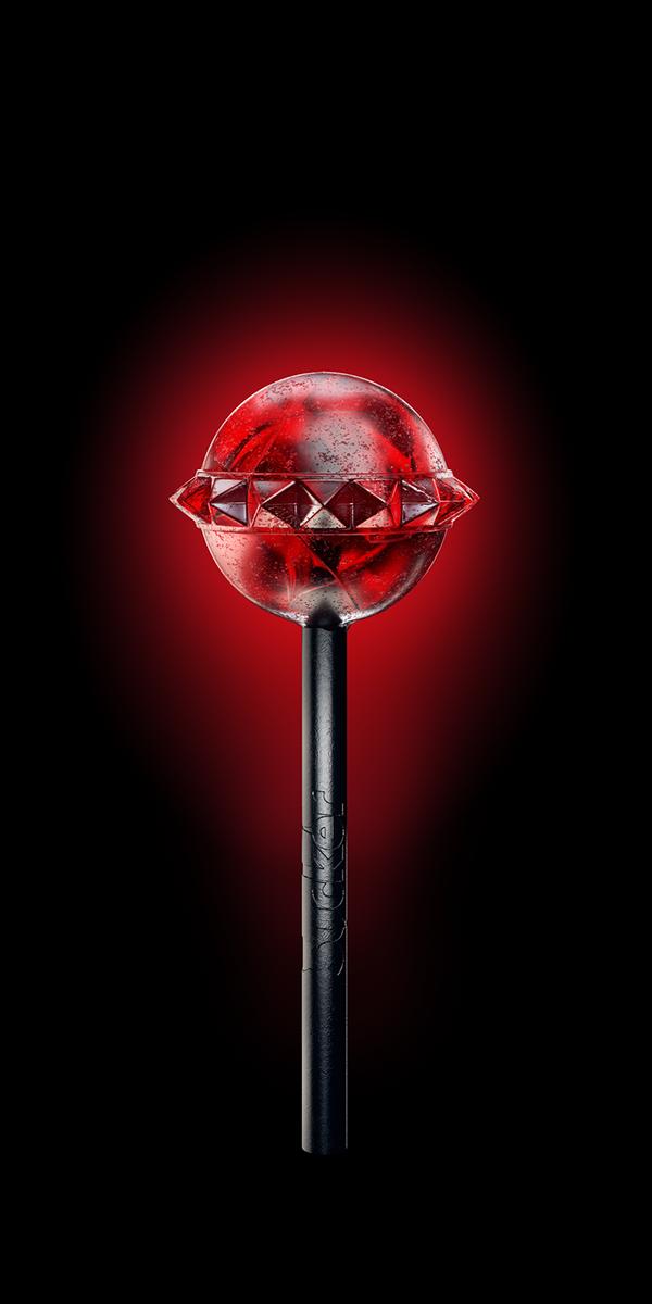 firma sucker russian design fckng cool lollipops 3D CG
