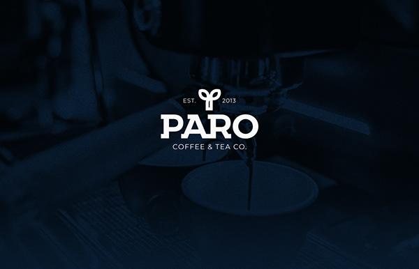 PARO Branding