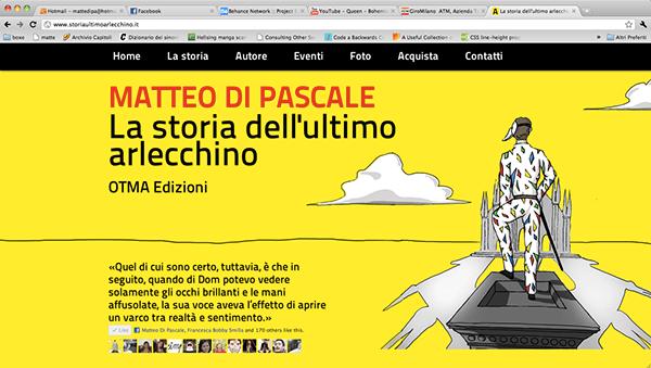 book Web harlequin yellow guerrilla