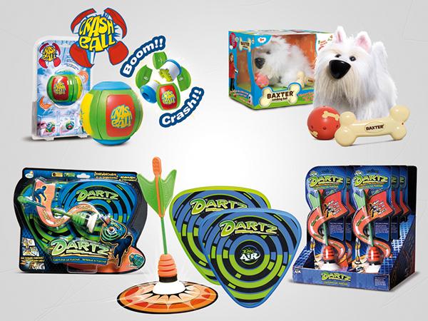 juguetes IMC Toys IMC marvel disney pixar mattel Oui-oui gormiti barcelona poster cartelería catalogo