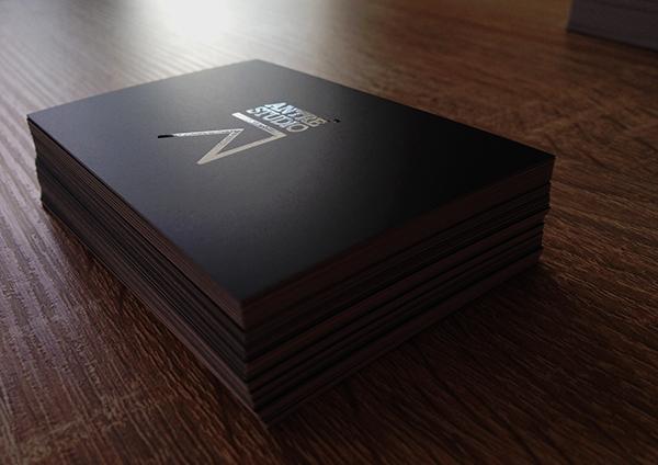 logo branding black