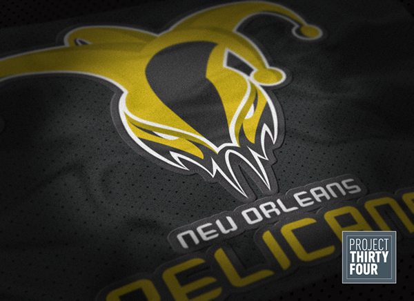 53cbdb27ee5f A conceptual rebranding exercise for the New Orleans Pelicans of the  National Basketball Association