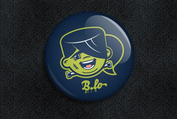 Bremerlo  apparel  b_lo  proud  kitsap  t shirt  screen print