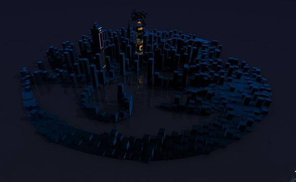 Instant City Generator for Cinema 4D