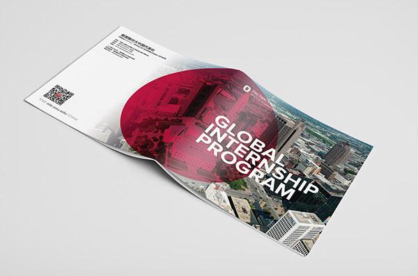 program booklet design on behance
