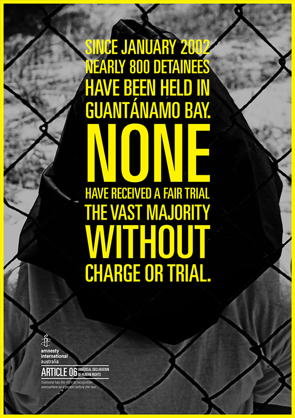 the treatment of guantanamo bay detainees and human rights discuss essay The bush administration and mistreatment of detainees march another blow for justice in the guantanamo bay military human rights watch defends the rights.