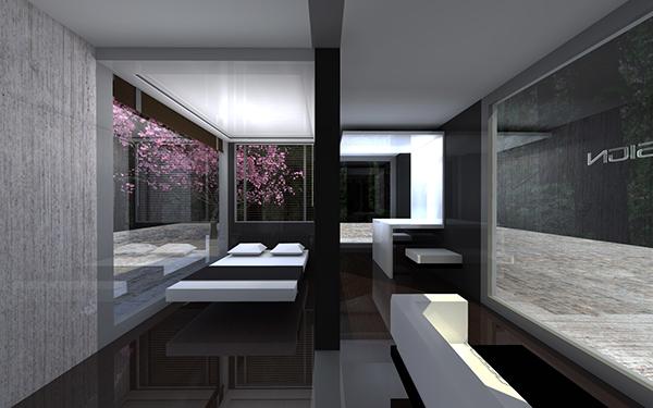 porsche design studio on behance. Black Bedroom Furniture Sets. Home Design Ideas