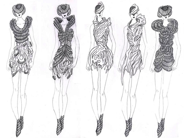 step 3 brainstorm ideas and be as creative as possible - Fashion Design Ideas