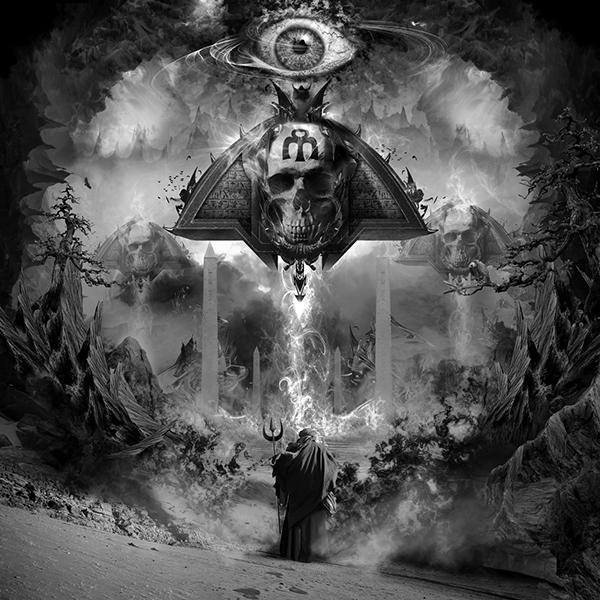 Stéphan Forté  The Shadow metal music Rusalkadesign instrumental Loki  Apep
