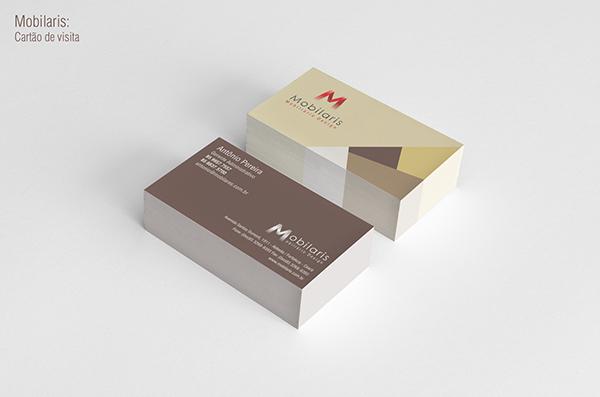 brand Corporate Identity identidade visual cartões de visita papel timbrado Pasta envelopes