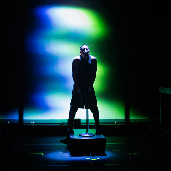 Nine Inch Nails - Concert Visuals on Behance