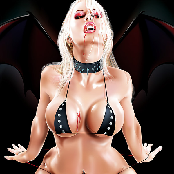 vector artwork created with adobe illustrator model jenny poussin ...