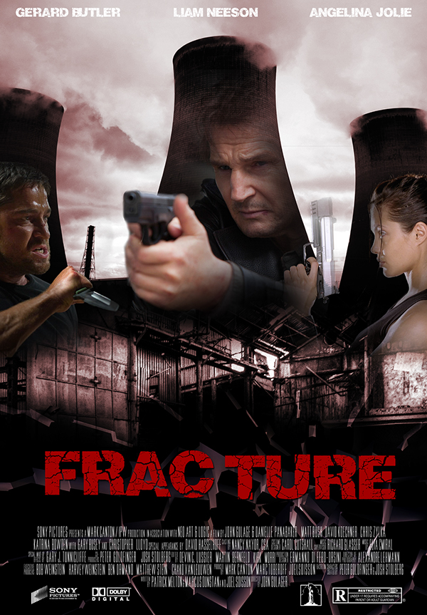 Fracture Movie - Graphics on Behance