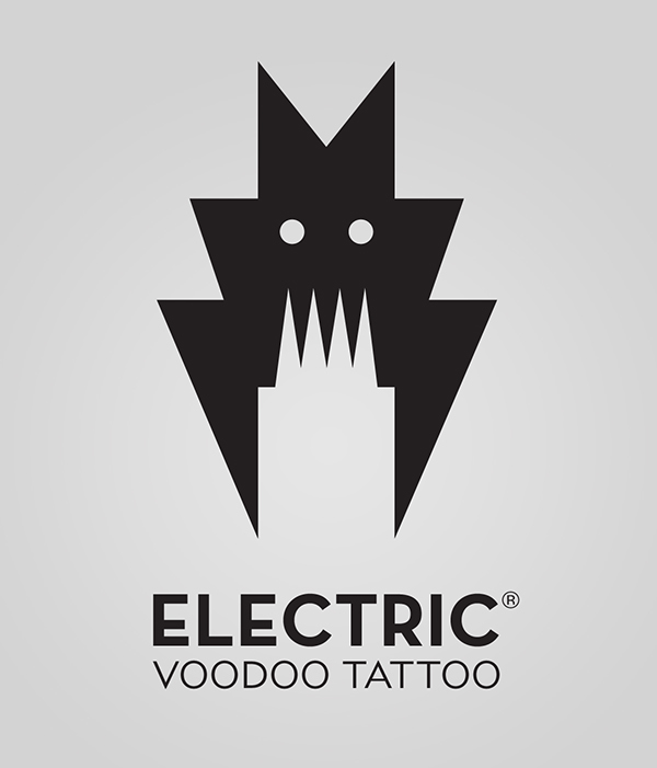 Electric voodoo tattoo on behance for Electric voodoo tattoo