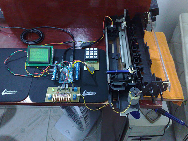 DC Motor Position PID Control on Behance
