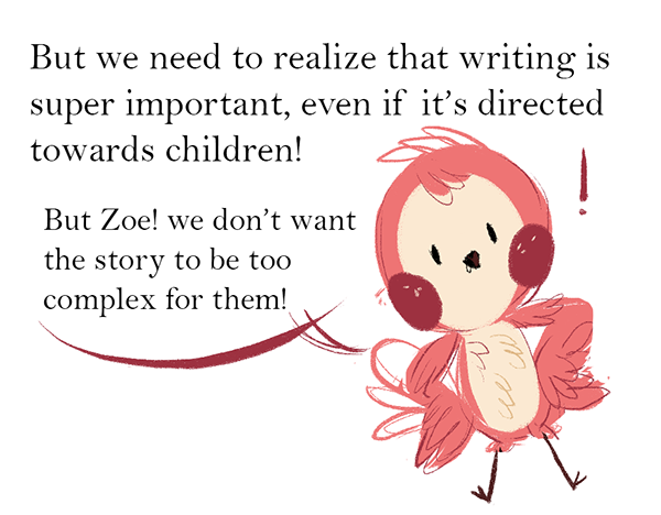 Why Writing Is Important For Children On Scad Portfolios