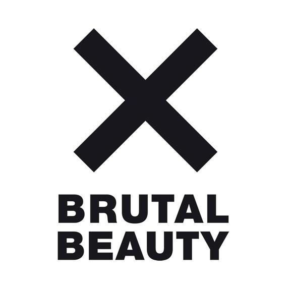 skateboarding Brutal Beauty black and white