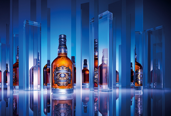 Chivas regal on behance this is a retouch i did for chivas regal to remove all the bottles from the background voltagebd Images