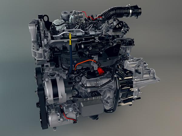 Renault R9m Engine On Behance