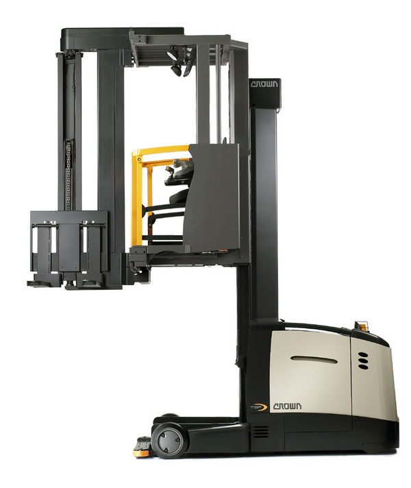 Tsp6000 Turret Lift Truck On Behance