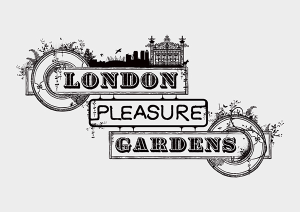 London Pleasure Gardens 21st Century Victoriana On Behance