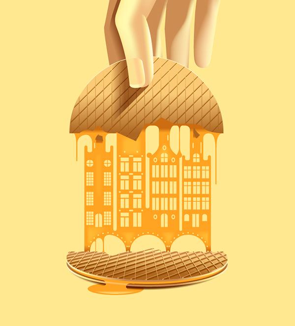 City treats by Andrew Nye