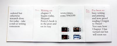 Rishi Sodha So obama graphic book slipcase Packaging