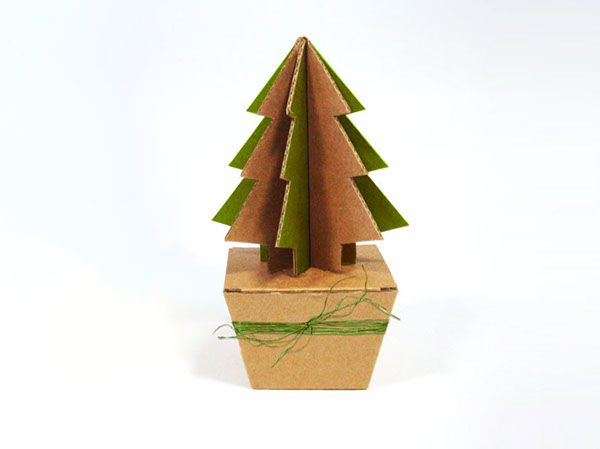Christmas Boxes On Behance