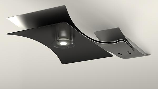 light  LED product design  product design  aluminium aluminum  nature heat prevaled  inspiration armature