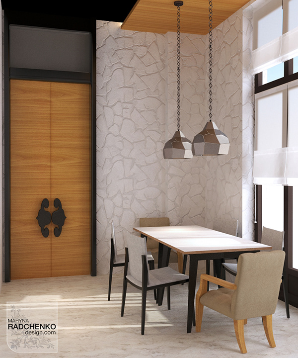 Oriental Restaurant Interior Design