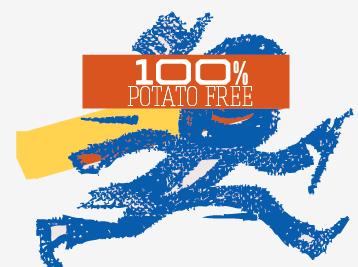 potatos boise Idaho Flexible branding
