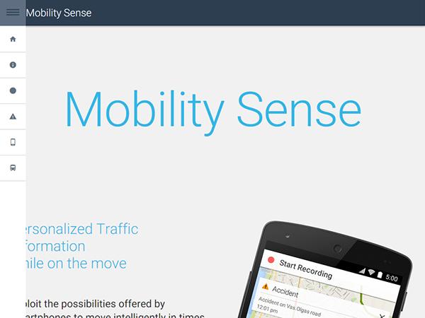 mobilitySense infalia
