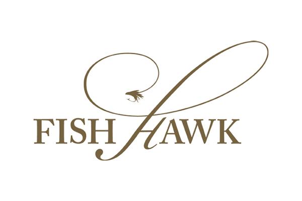 Fish hawk fly fishing shop on behance for Fish hawk atlanta