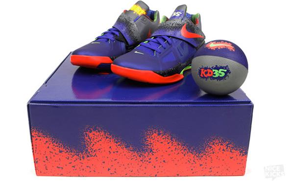 Nike Zoom Kevin Durant IV - Nerf