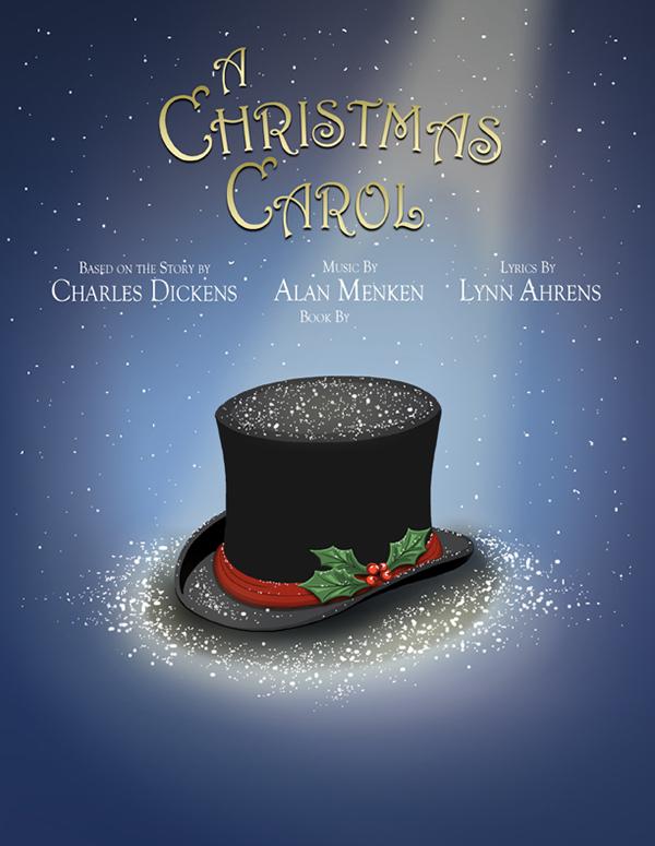 A Christmas Carol Poster.A Christmas Carol Show Poster On Risd Portfolios