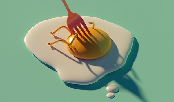 Killing Food by SeungHak Lee