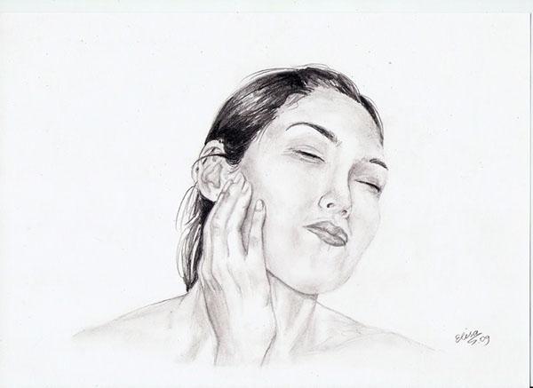 Rostos Desenhos: Desenho De Anatomia (Rostos E Expressões) On Behance