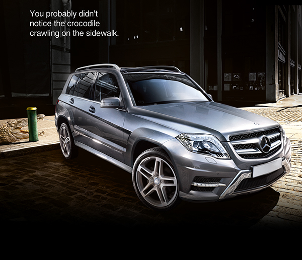mercedes creative brief Paul kardasz freelance integrated conceptual advertising mercedes benz trucks responsible for all aspects of creative process from writing creative brief to.