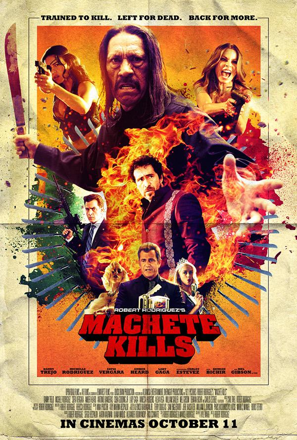 Machete Kills 3