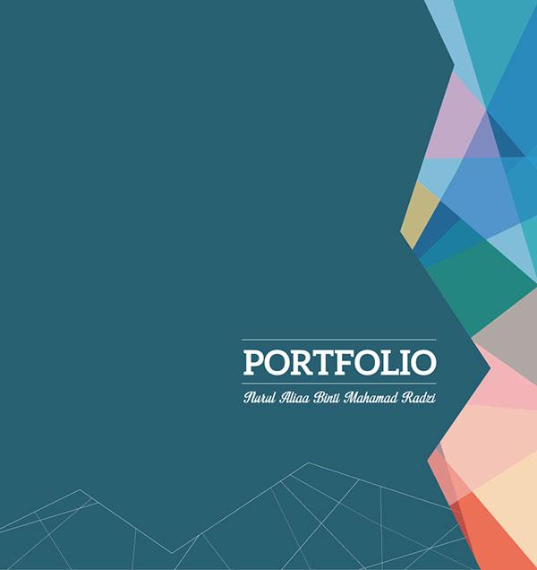 Graphic Design Logo Portfolio Portfolio Cover Logo Design