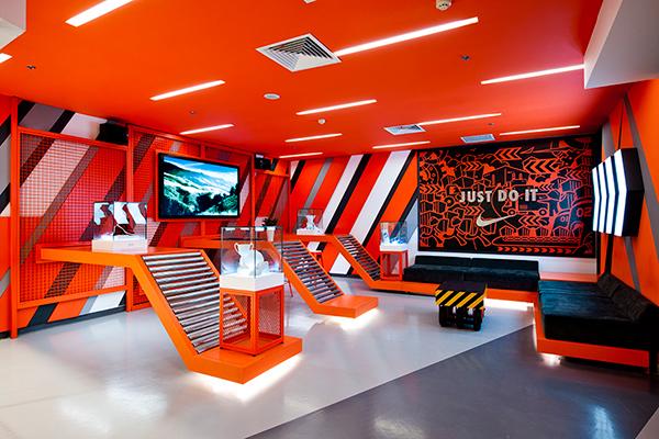 Nike logistic centre design on behance for Interior design 07871