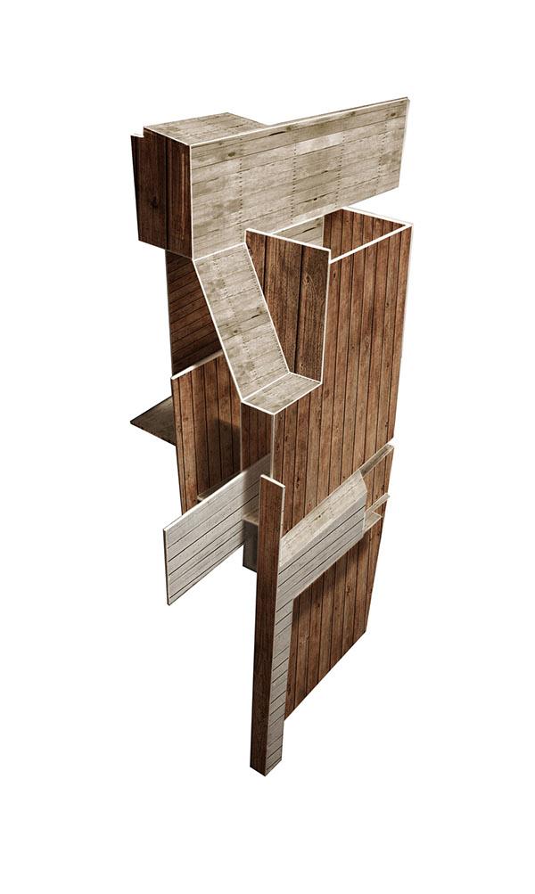 Wood // House // Wood