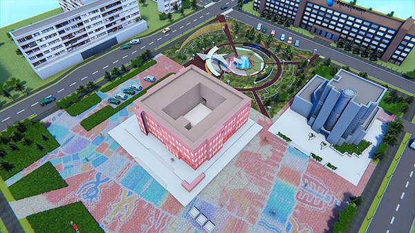 izhevsk city hall Russia argo krasowski